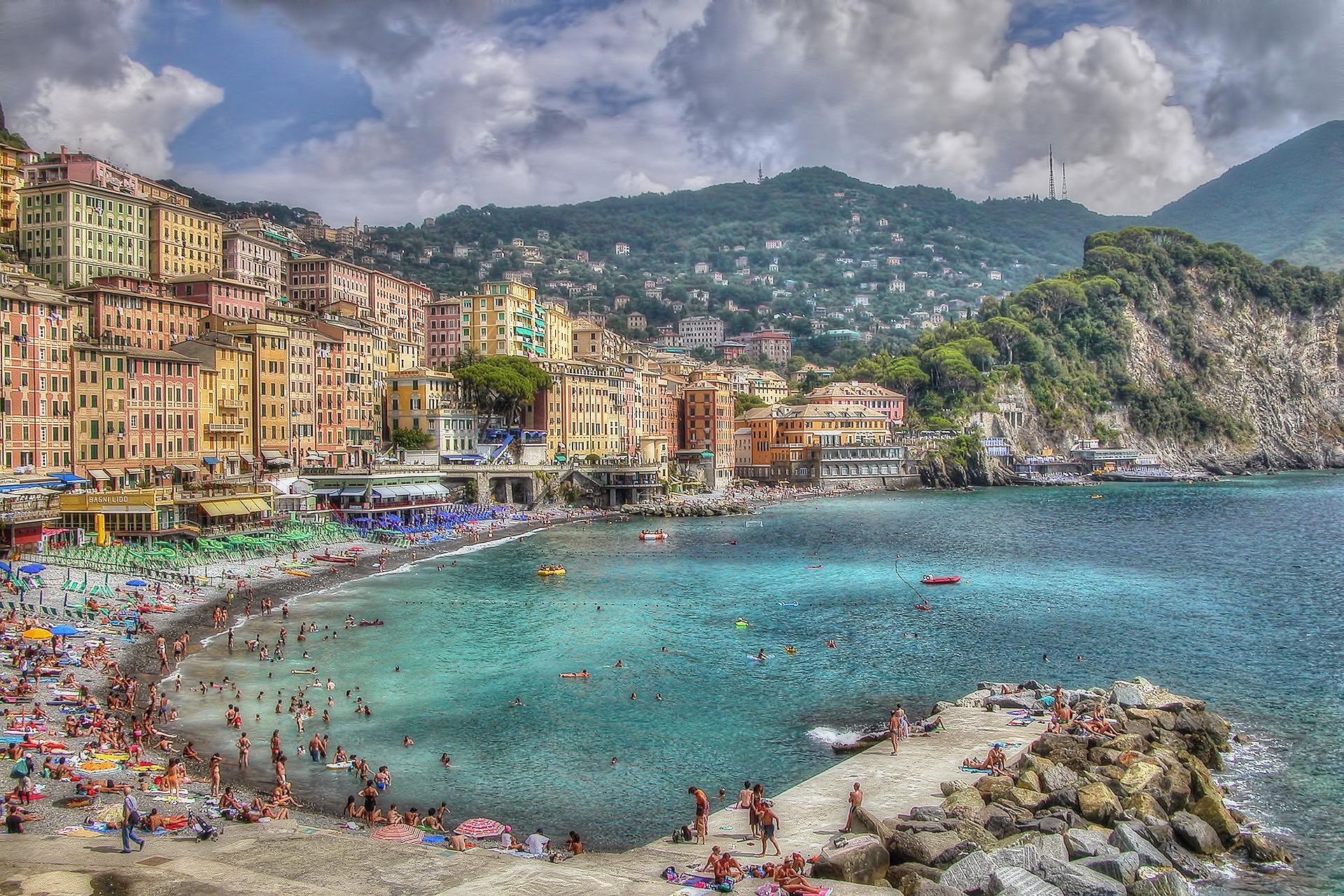 Typowa włoska plaża – praktyczne informacje przed wakacjami